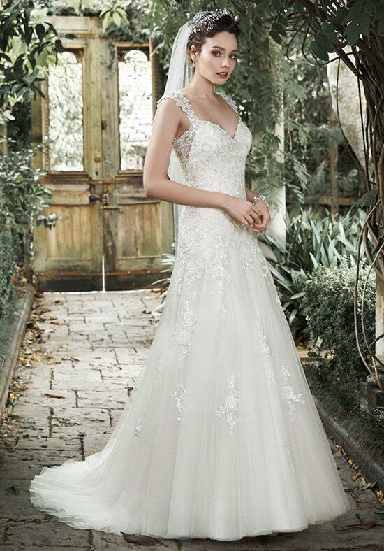 Maggie Sottero Almudena Wedding Dress photo