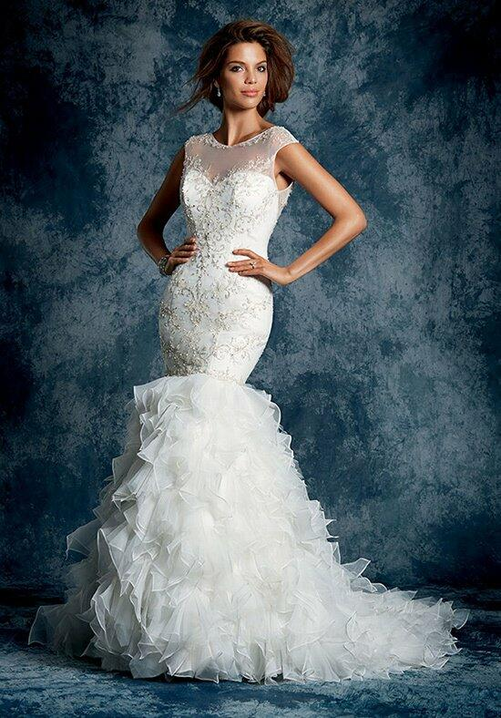 Sapphire by Alfred Angelo 898 Wedding Dress photo