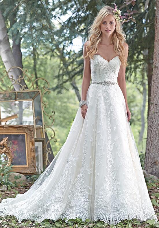 Maggie Sottero Luna Wedding Dress photo