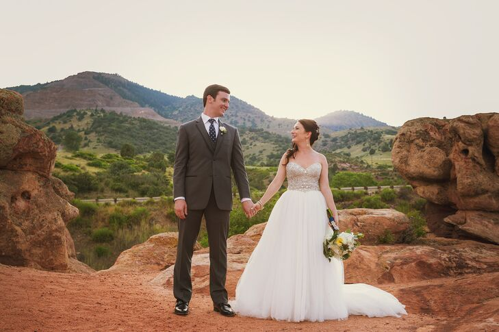 Aurielle Tanner (27 and a corporate event planner) and Dave Kuehl (26 and works in corporate development and strategy) met in high school, and 11 year