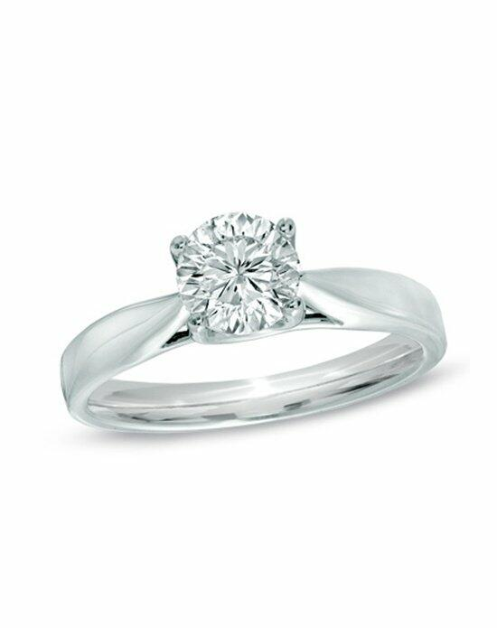 Celebration Diamond Collection at Zales Celebration Grand® 1 CT. Diamond Solitaire Engagement Ring in 14K White Gold (I-J/I1)  19955008 Engagement Ring photo
