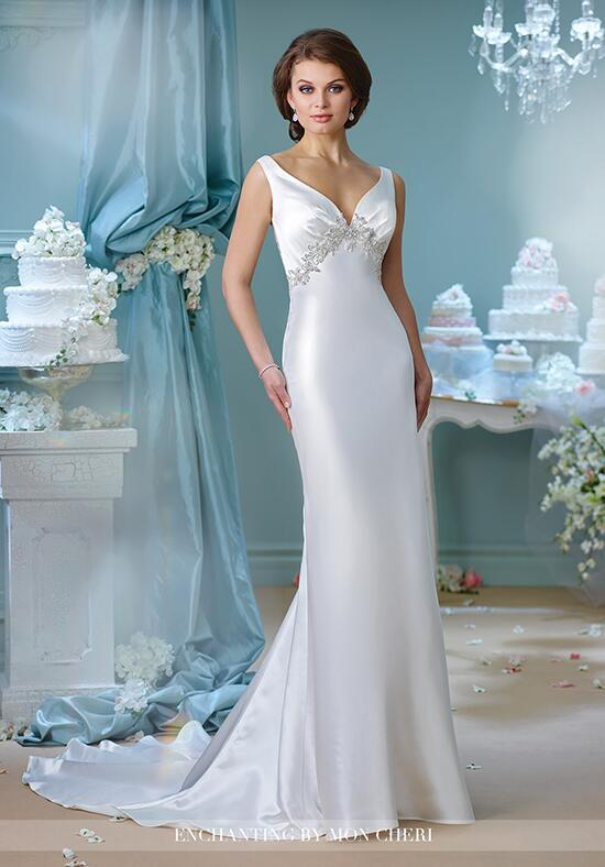 Enchanting by Mon Cheri 216165 Wedding Dress photo