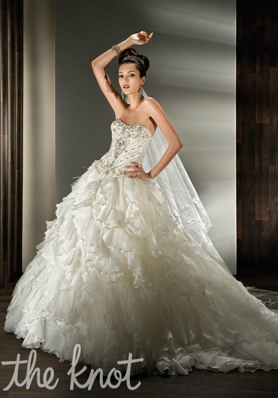 Demetrios 2846 Wedding Dress photo