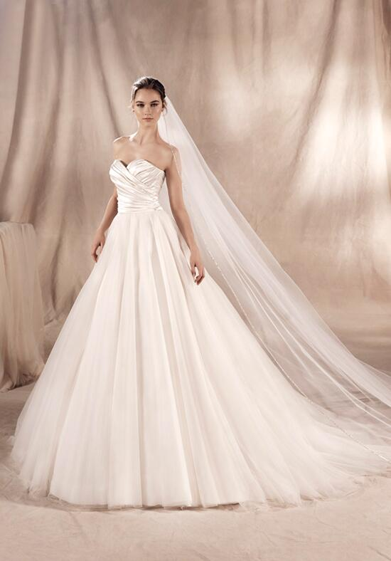 WHITE ONE SIANY Wedding Dress photo
