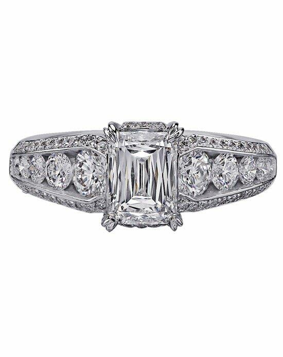 Christopher Designs 62R-EC200 Engagement Ring photo