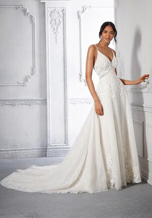 Morilee by Madeline Gardner Claire A-Line Wedding Dress