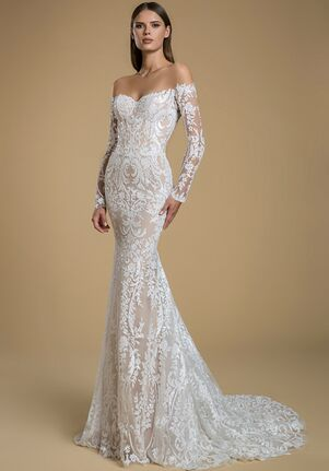 LOVE by Pnina Tornai for Kleinfeld 14862 Wedding Dress