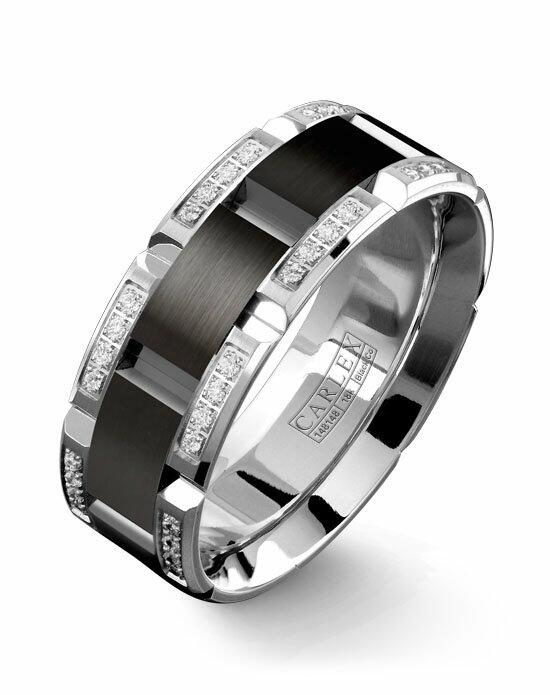 Carlex WB-9317BW Wedding Ring photo