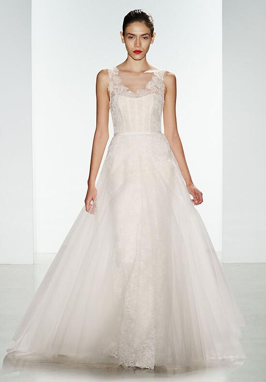 Amsale Rae Wedding Dress photo