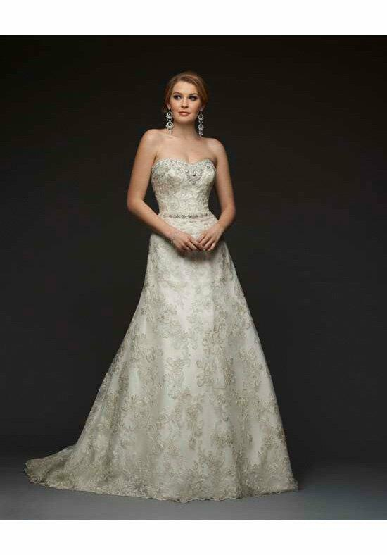 Essence Collection by Bonny Bridal 8412 Wedding Dress photo
