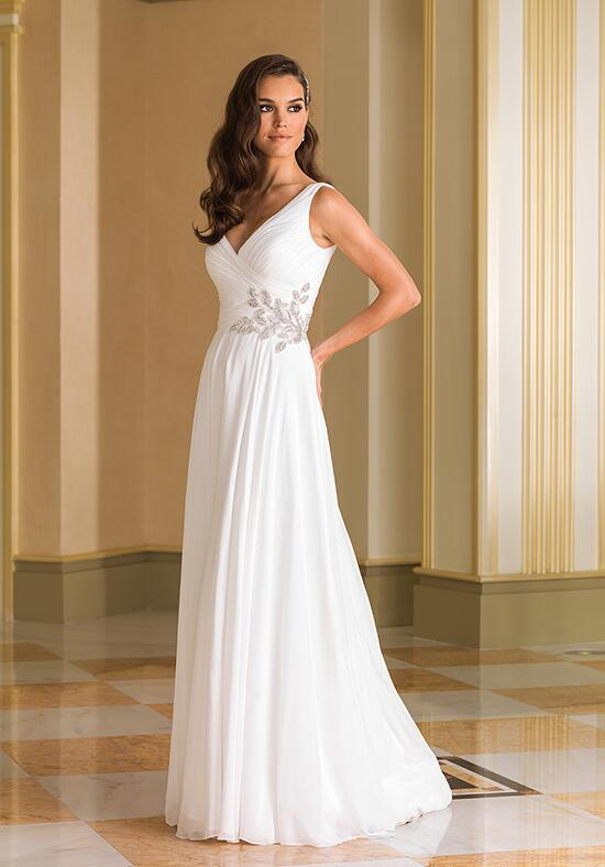 Justin Alexander 8863 Wedding Dress photo