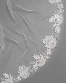 To Have & To Borrow Roselle White Veil