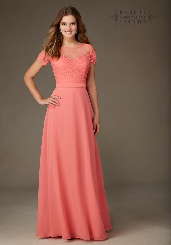Mori Lee by Madeline Gardner Bridesmaids 124 Bridesmaid Dress photo