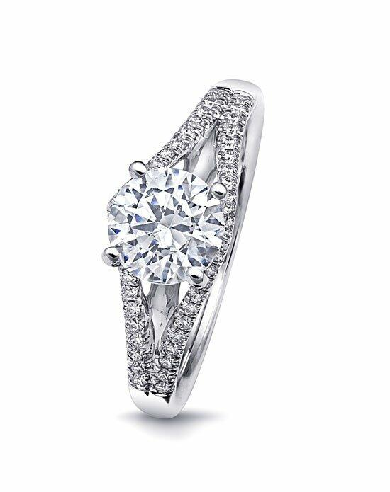 Coast Diamond Charisma Collection - LC6001 & WC6001 Engagement Ring photo