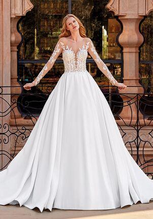 Demetrios 1094 Ball Gown Wedding Dress
