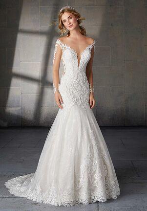 Morilee by Madeline Gardner Sharon 2141 Mermaid Wedding Dress