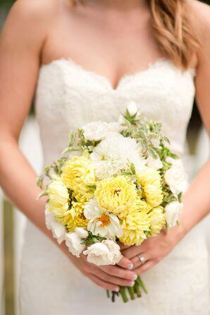 Dahlia Bridal Bouquet
