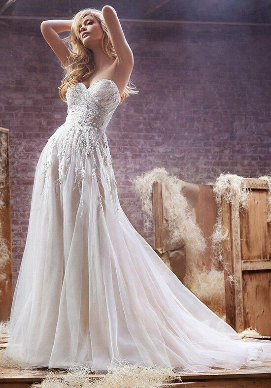 Hayley Paige 6412 - Star Wedding Dress photo