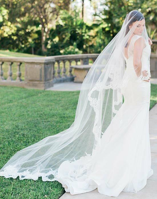 Bel Aire Bridal V7175C Wedding Veils photo