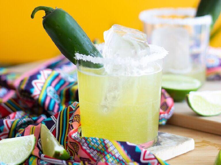 Margarita DIY kit gift for boyfriend/girlfriend's parents