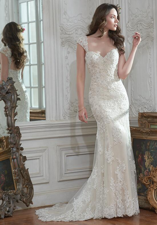 Maggie Sottero Brigitte Wedding Dress photo