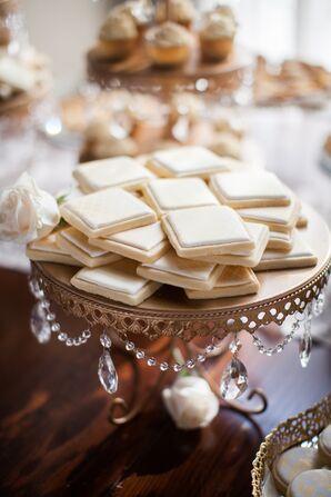 Ornate Dessert Stands
