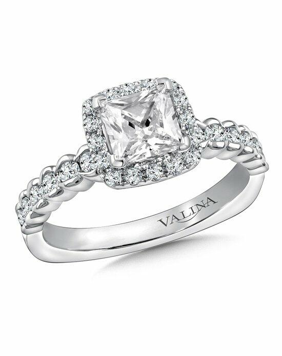 Valina R9807W Engagement Ring photo