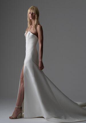Alyne by Rita Vinieris Garland Sheath Wedding Dress