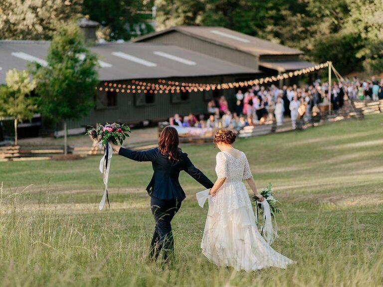 Wedding venue in Newnan, Georgia.