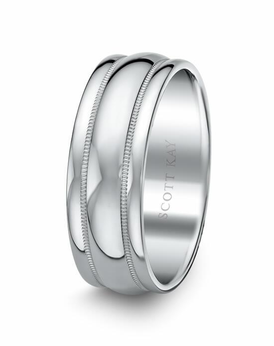 Scott Kay Wedding Rings