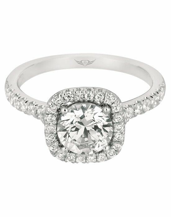FlyerFit by Martin Flyer CM04CUQ-C-6.5RD Engagement Ring photo
