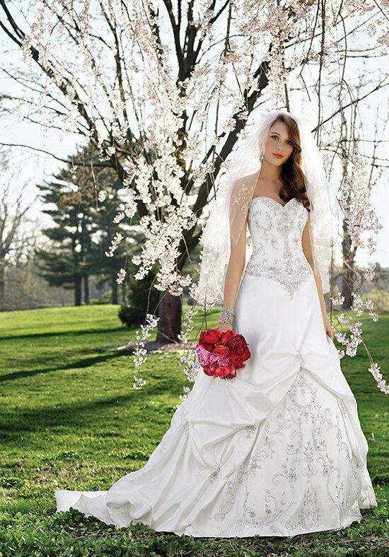 Sapphire by Alfred Angelo 758/758C Wedding Dress photo
