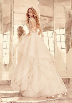 Hayley Paige Elysia / Style 6556 Ball Gown Wedding Dress