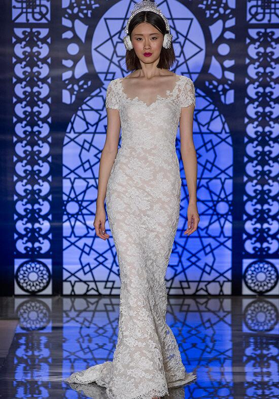 Reem Acra Brigitte Wedding Dress photo