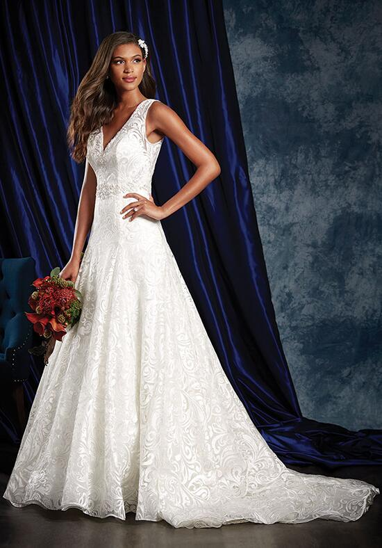 Sapphire by Alfred Angelo 969 Wedding Dress photo