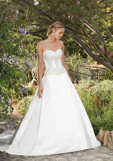 Casablanca Bridal Style 2278 Daylily A-Line Wedding Dress