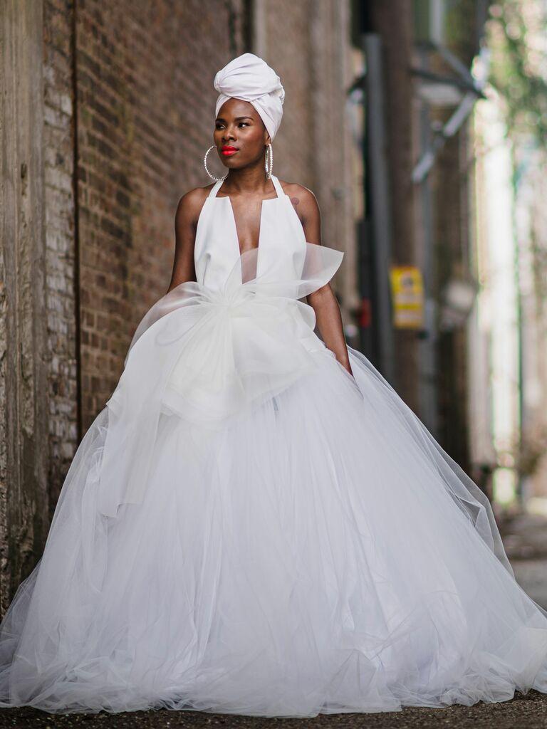 Laury Bride wedding dress