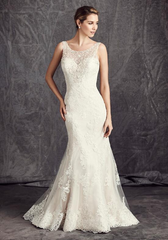 Kenneth Winston: Ella Rosa Collection BE287 Wedding Dress photo