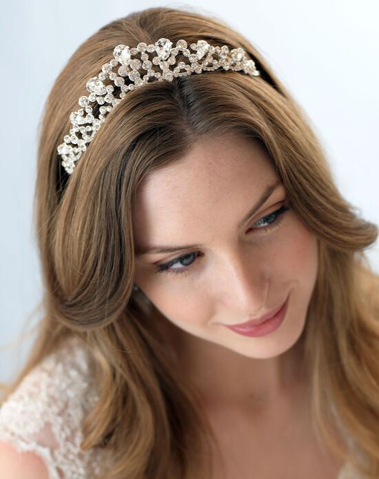USABride Kensington Bridal Crown TI-3138 Wedding Tiaras photo