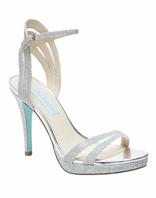 Blue by Betsey Johnson SB-ELLA - SILVER Wedding Shoes photo