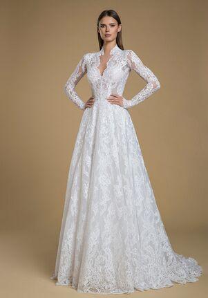 LOVE by Pnina Tornai for Kleinfeld 14849 Wedding Dress