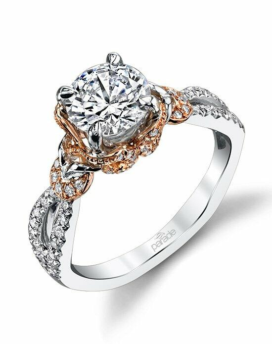 Parade Design R3458 from The Hemera Collection Engagement Ring photo