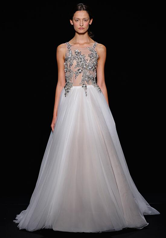 Mark Zunino for Kleinfeld 161 Wedding Dress photo