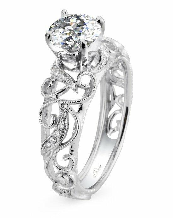 Parade Design Style R2848 from the Hemera Collection Engagement Ring photo