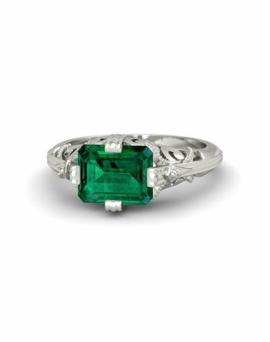 Gemvara - Customized Engagement Rings Acadia Ring Engagement Ring photo