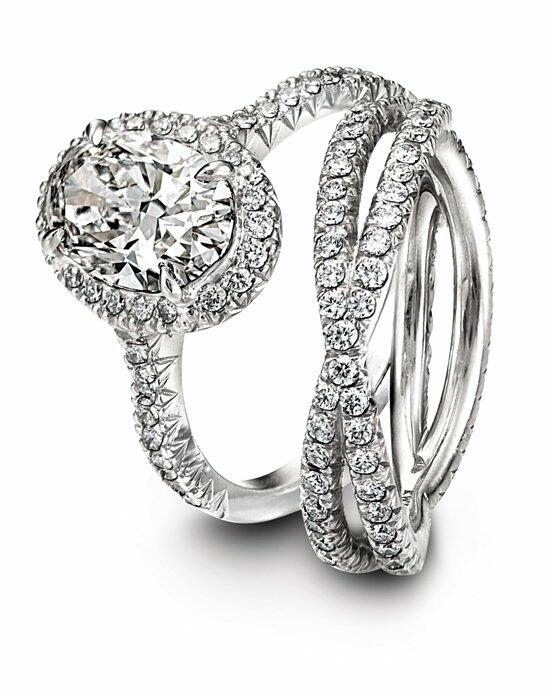 Platinum Must Haves Kwiat Wedding Rings Set Engagement Ring photo