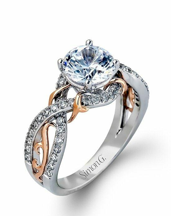 Simon G. Jewelry DR302 Engagement Ring photo