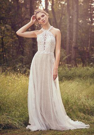Lillian West 66081 A-Line Wedding Dress