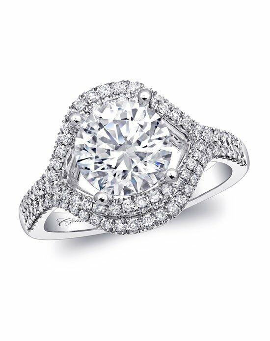 Coast Diamond Charisma Collection - LC10034 Engagement Ring photo