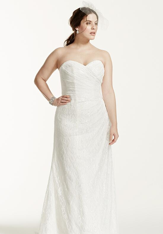 David's Bridal David's Bridal Woman Style 9WG3263 Wedding Dress photo